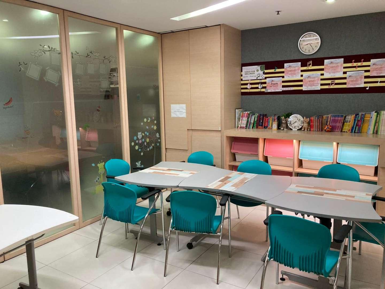 英語閱讀室